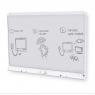 SMART KAPP 84'' Electronic Whiteboard