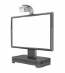 ActivBoard 300 Pro Mobile System  with EST-P1 projector