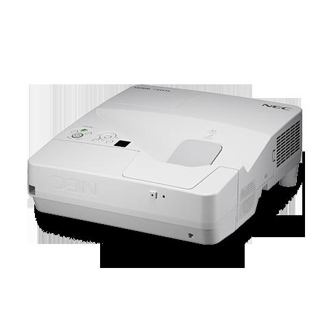 Nec UM301X 3000-lumen Ultra Short Throw Projector