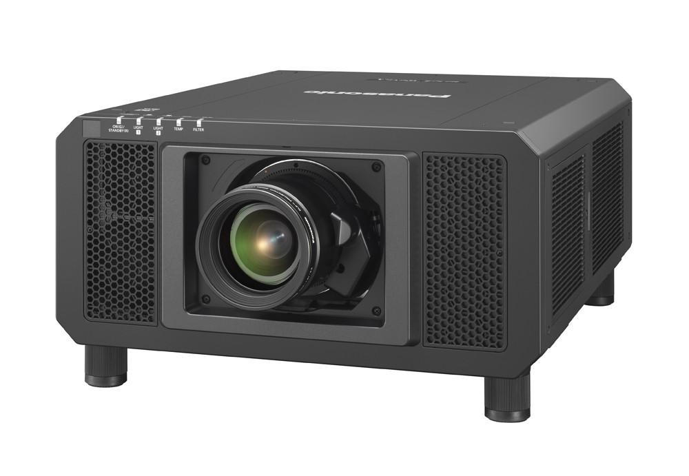 Panasonic PT-RZ12KU 12,000 lumens / WUXGA / 3-Chip DLP™ Laser Projector