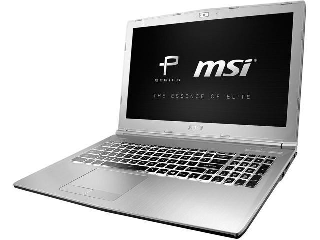 "MSI PL60 15.6"" Gaming and Business Laptop (Intel Core i7-7500U Processor 8GB RAM, 1TB HDD"