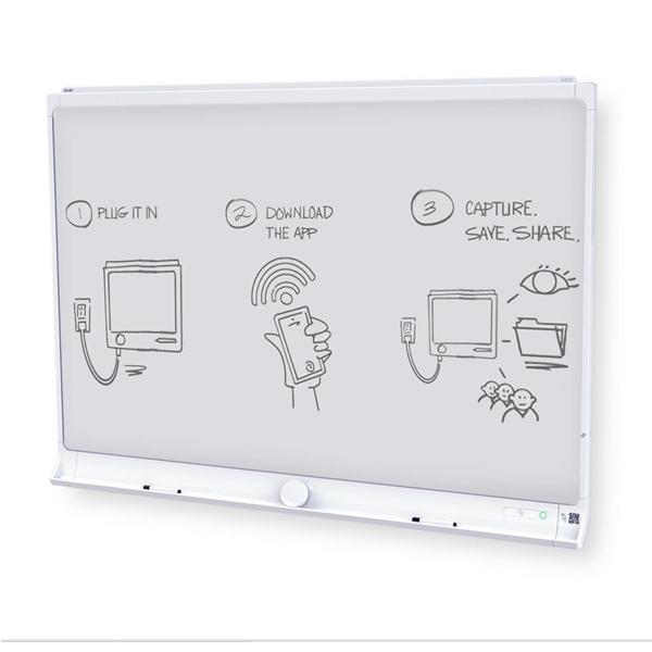 SMART KAPP 84'' Share-As-You-Go Whiteboard