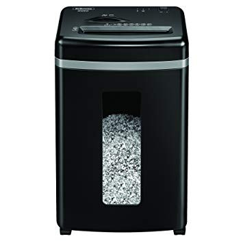Fellowes 450M Micro Cut Paper Shredder