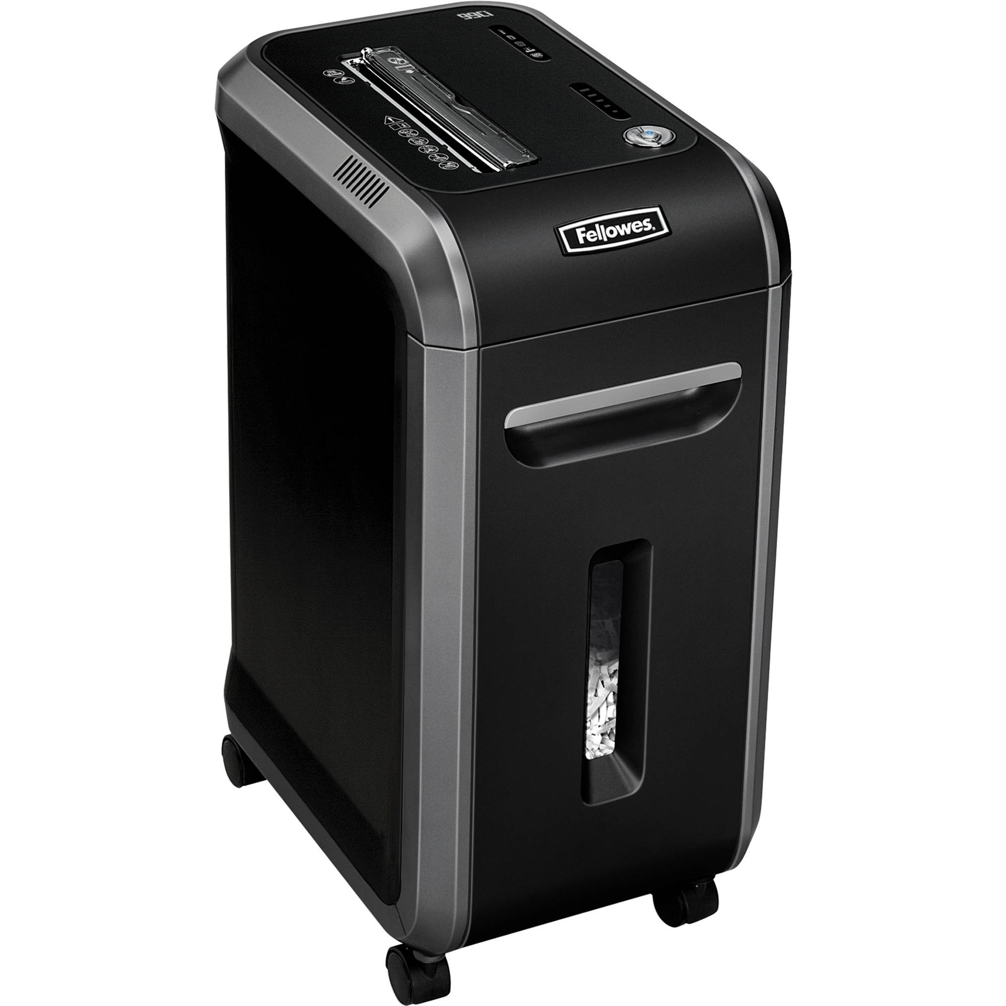 Fellowes 99Ci Cross Cut Paper Shredder