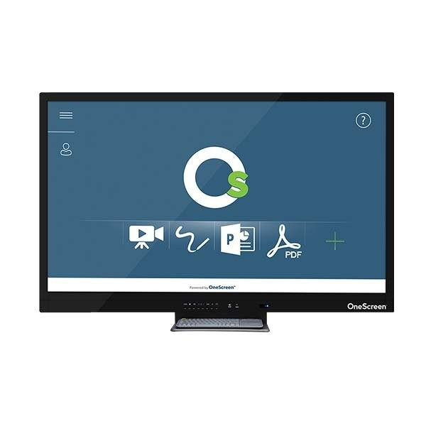 OneScreen Canvas 75''-C5 Simple Smart Interactive LED