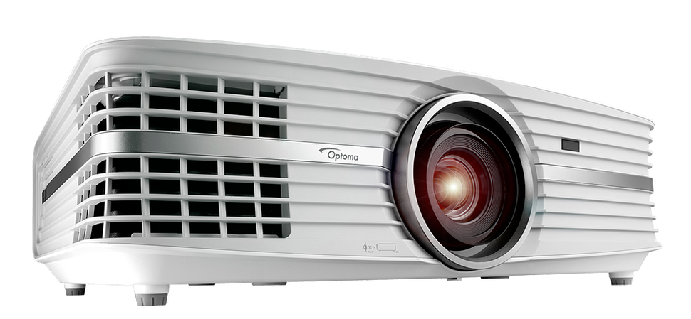 Optoma UHD60 DLP High Definition 4K Home Cinema Projector