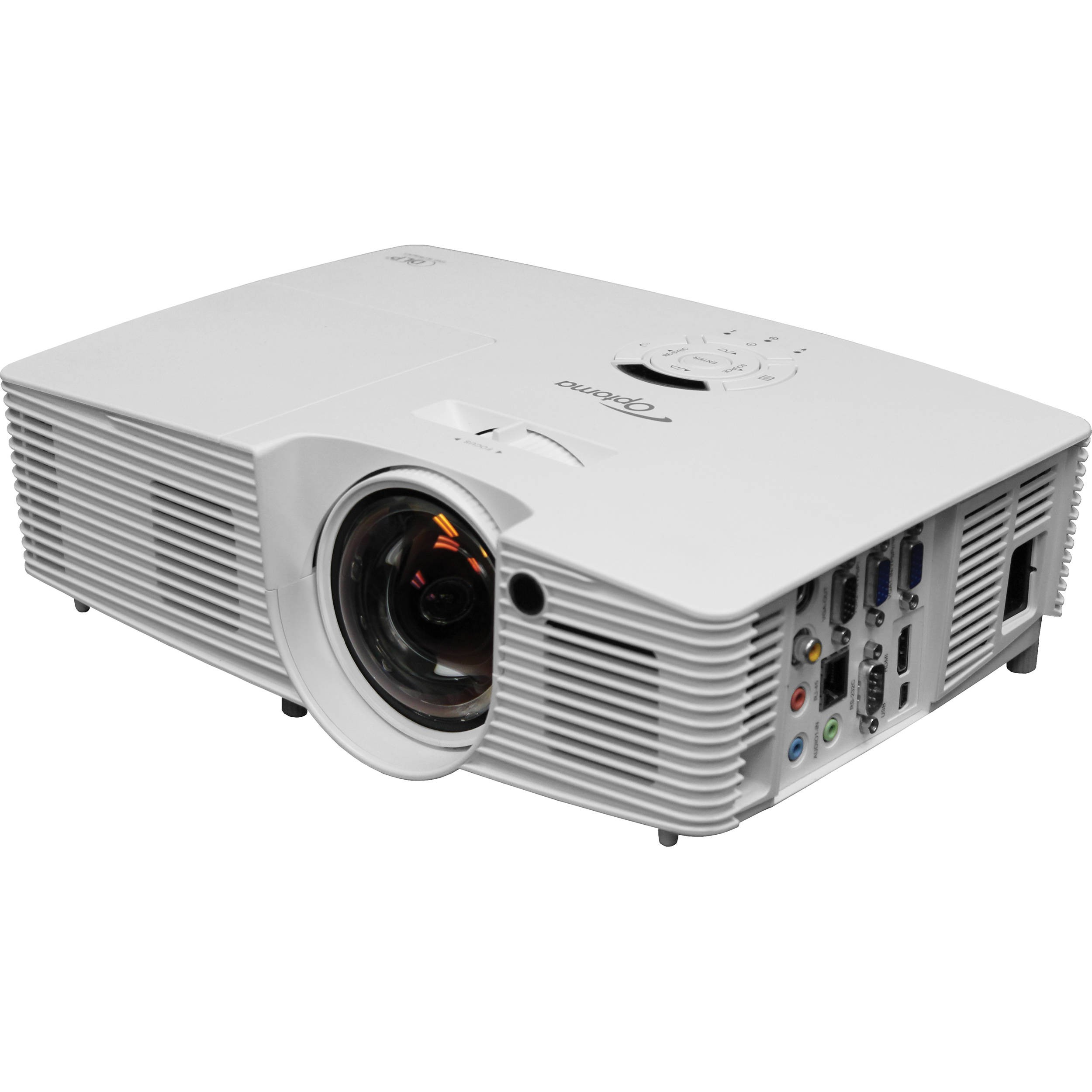 Optoma X316ST Short Throw DLP XGA Business Projector
