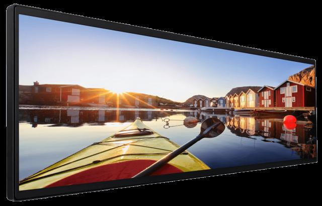 "Vestel 86"" Full HD Commercial Digital Signage Display"