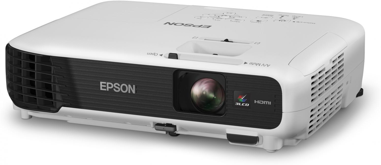 Epson EB-S04 3000 Lumens SVGA LCD Projector