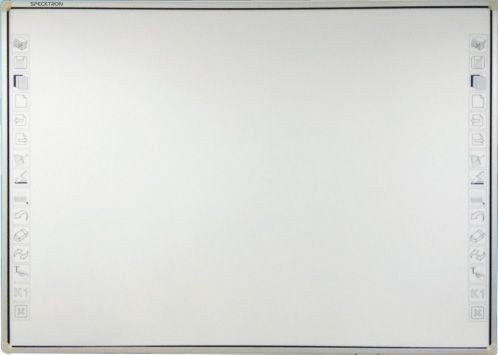 Specktron IRB1-82QC 79'' Interactive Whiteboard Ceramic Surface