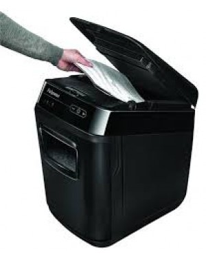 Fellowes AutoMax 200C 200-Sheet Cross-Cut Auto Feed Shredder