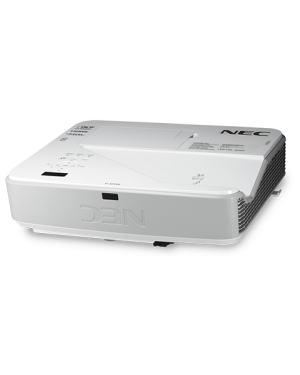 Nec NP-U321H, 3200-lumen 1080p Ultra Short Throw Projector