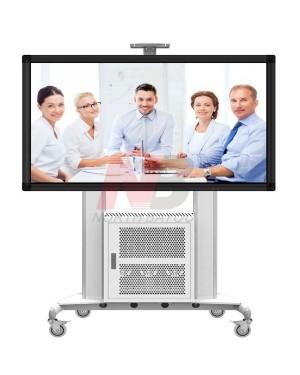 TV Cart AVG1800-100-1P Aluminum Mobile Workstation NorthBayou