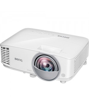 BenQ MW826ST 3400-Lumen WXGA Short-Throw DLP Projector