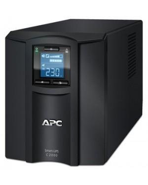 APC Smart-UPS SMC2000I C 2000VA LCD 230V