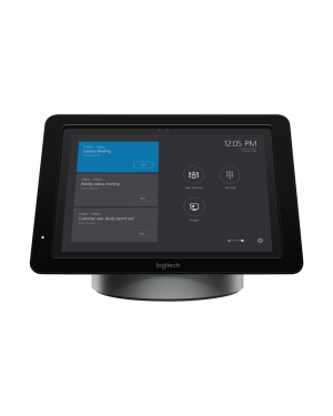 Logitech SmartDock Simplifies the Skype for Business Meeting Room