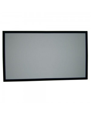 "Parelluxe 84"" Diagonal - 16:9 Aspect Ratio Ambient Light Rejecting (ALR) Fixed Frame Projector Screen"