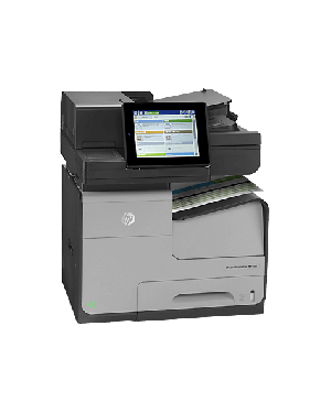 HP Officejet Enterprise Color X585f Multifunction Printer