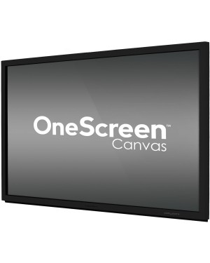 "Clary OneScreen Canvas 75"" 4k UHD TouchScreen - 20 Points Touch"