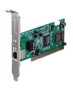 D-Link DGE-528T 32 BIT 10/100/1000BASE-T PCI Adapter