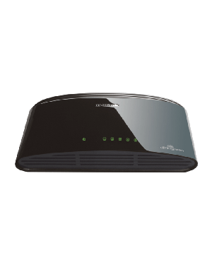 D-link DES-1005D 5-Port 10/100Mbps Network Switch