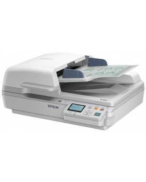 Epson DS-6500N WorkForce Network Ready 25ppm A4 Document Scanner