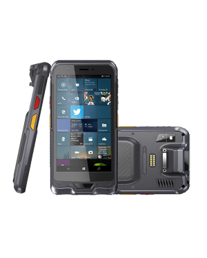"""Rugged Firehawk FP 600 Handheld Phone Android 8.1 6"""" IPS with 1280x720 Sunlight-readable"""