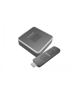 i3Sync Single Pro 3.0 FHD Transmitter, Plug & Play Wireless Presenting Tool