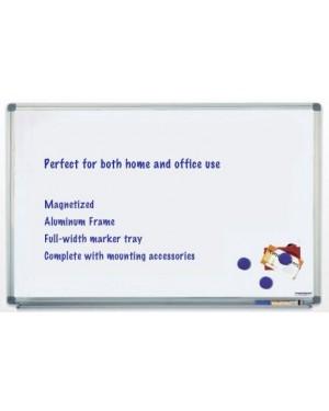 Magnetoplan Magnetic Whiteboard 120cm x 90cm