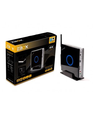 Zotac ZBOX ID91 (ZBOX-ID91-BE) (Core i3, 500GB, 4GB, Win 7)