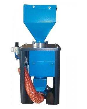 Metal Separator machine,Small high voltage electrostatic separator for refining monazite, zircon, tin, ilmenite