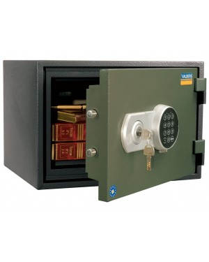 VALBERG FRS-30 EL FIRE RESISTANT SAFE, DIGITAL & KEY LOCK