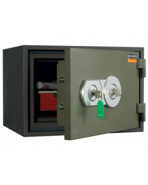 VALBERG FRS-32 KL FIRE RESISTANT SAFE, 2 KEY LOCKS