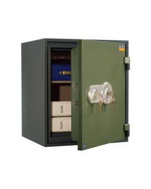VALBERG FRS-49 KL FIRE RESISTANT SAFE, 2 KEY LOCKS