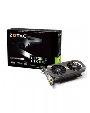 Zotac AMP Omega 4GB Graphic Card