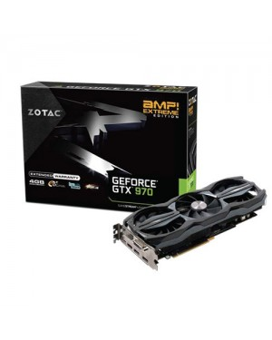 Zotac AMP Extreme 4GB Graphic Card