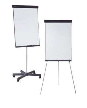 Legamaster Economy Mobile Flipchart Triangle 105 x 68 cm