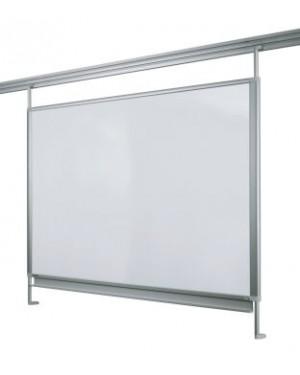 Legamaster Whiteboard for Legaline Dynamic 100x200cm Anodised Aluminium