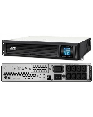 APC Smart-UPS SMC3000RMI2U C 3000VA Rack mount LCD 230V