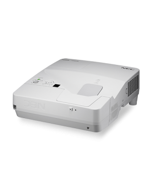 Nec NP-UM351W, 3500-lumen Widescreen Ultra Short Throw Projector