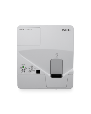 Nec NP-UM361X, 3600-lumen Ultra Short Throw Projector