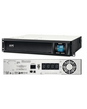 APC SMART-UPS SMC1500I-2U 1500VA LCD RM 2U 230V