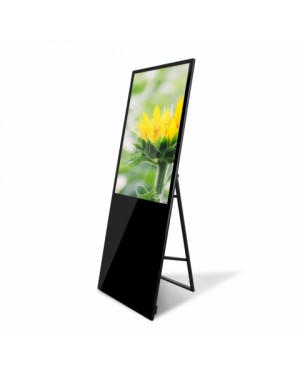 Stand Alone 42'' LCD Digital Signage For Advertising Display With 3G Wifi Network Android