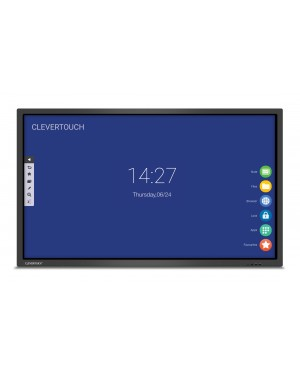Clevertouch 65'' 4K (20) Point Touch Screen Plus65