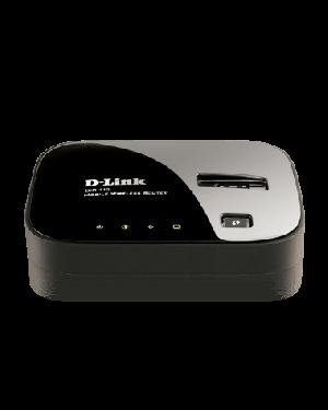 D-Link DIR-412 3G Wireless N150 Router