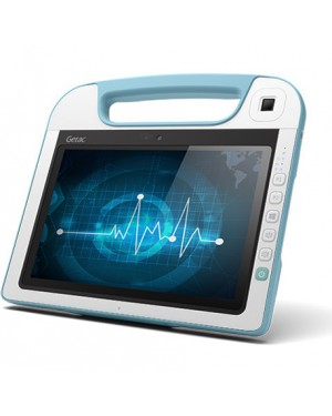 Getac RX10H 10.1'' Medical Tablet Antimicrobial Surface And Comfortable Design