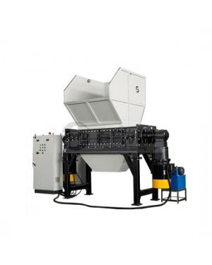 Hard Disk Shredding Machine Double Shaft Heavy Duty Simens WSYU26120