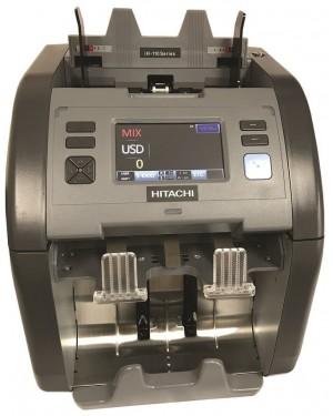 Hitachi IH-110F Cash Counting & Sorting Machine