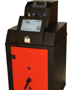 CashAccSys Phantom DE-50 Secure Cash Dispensing Machine