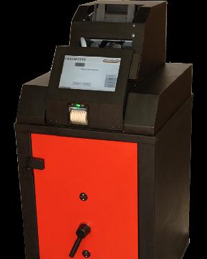 CashAccSys Phantom DE-50 Secure Cash Dispensing Machine